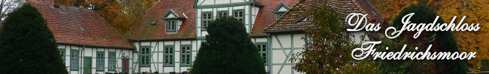 Jagdschloss Friedrichsmoor