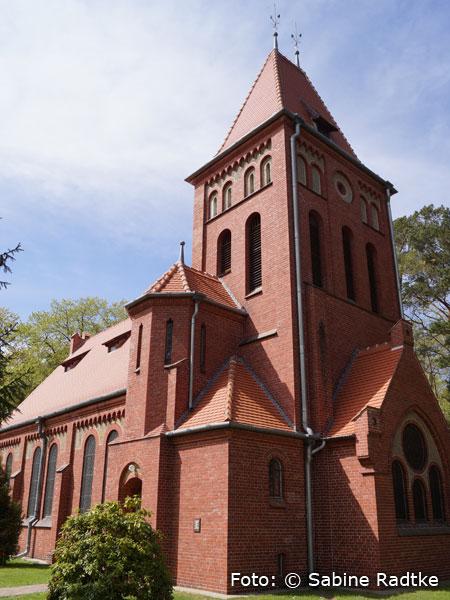 Kirche Graal Müritz