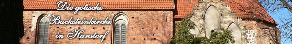 Alte Dorfkirche Hanstorf
