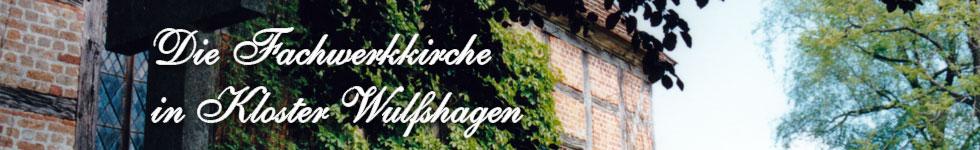 Kirche in Kloster Wulfshagen
