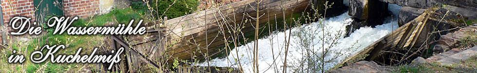 Wassermühle im Nebeltal