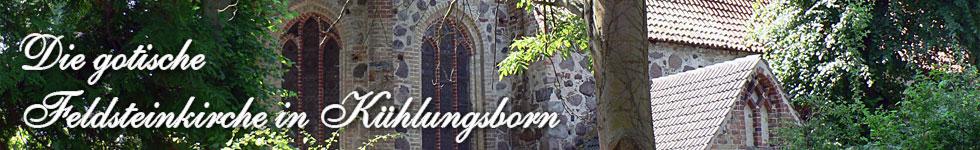 Die Kirche St. Johannis in Kühlungsborn