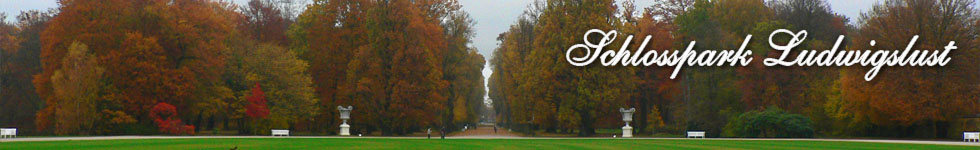 Schlosspark in Ludwigslust
