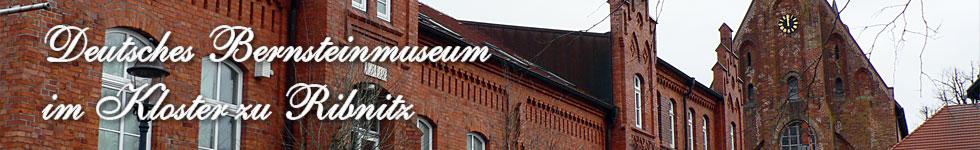 Bernsteinmuseum, Kloster in Ribnitz (Ribnitz-Damgarten west)