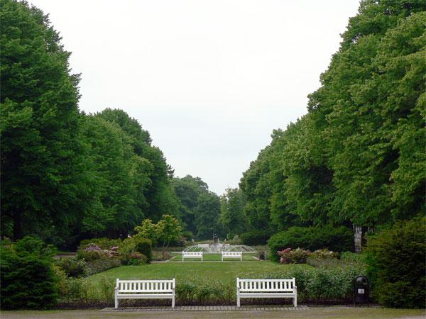 Rosengarten Rostock